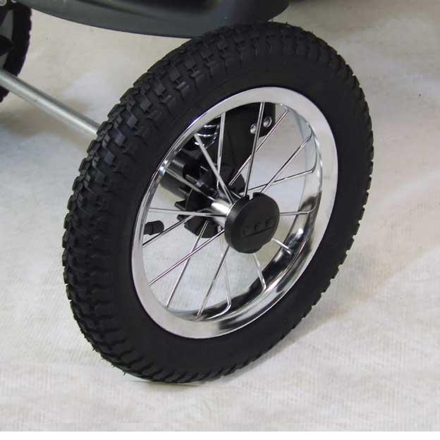 metallspeichenrad kinderwagen rad 12 1 2 zoll mit. Black Bedroom Furniture Sets. Home Design Ideas